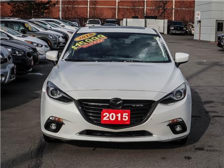 2015 Mazda Mazda3 Sport GT (Stk: W0229) in Burlington - Image 1 of 18
