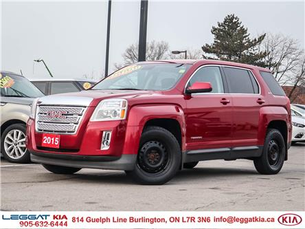2015 GMC Terrain SLE-1 (Stk: 2A7032A) in Burlington - Image 1 of 26