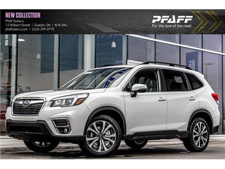 2020 Subaru Forester Limited (Stk: S00518) in Guelph - Image 1 of 22