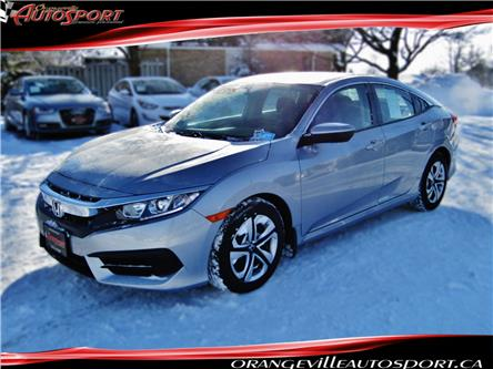 2017 Honda Civic LX (Stk: 1447) in Orangeville - Image 1 of 27