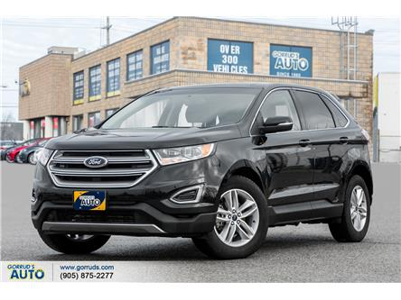 2017 Ford Edge SEL (Stk: B64999) in Milton - Image 1 of 20
