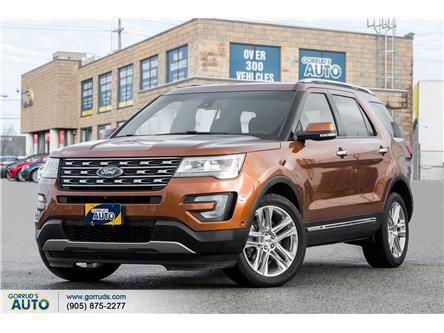 2017 Ford Explorer Limited (Stk: A05370) in Milton - Image 1 of 22
