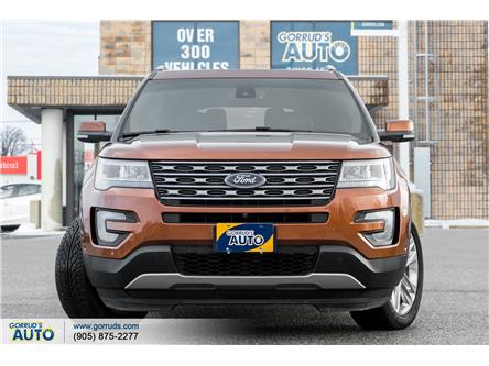 2017 Ford Explorer Limited (Stk: A05370) in Milton - Image 2 of 22