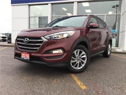 2016 Hyundai Tucson Premium (Stk: HP0141) in Peterborough - Image 2 of 18