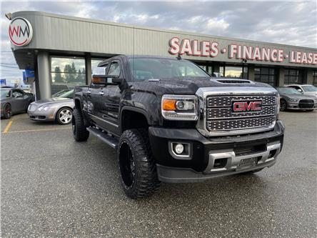 2018 GMC Sierra 3500HD Denali (Stk: 18-147317) in Abbotsford - Image 1 of 16