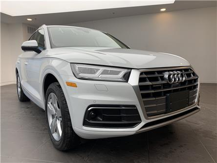 2020 Audi Q5 45 Technik (Stk: 51350) in Oakville - Image 1 of 21
