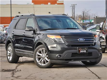 2015 Ford Explorer Limited (Stk: AHL216) in Hamilton - Image 1 of 24