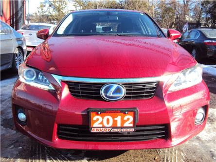 2012 Lexus CT 200h Base (Stk: ) in Ottawa - Image 2 of 30