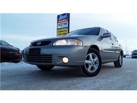 2003 Nissan Sentra XE (Stk: P634) in Brandon - Image 1 of 18