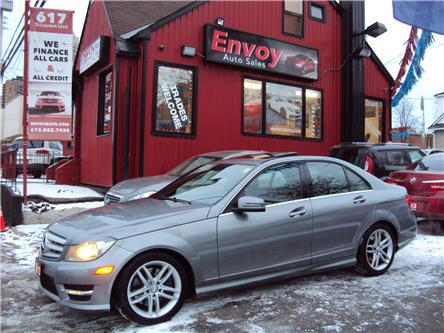 2013 Mercedes-Benz C-Class Base (Stk: ) in Ottawa - Image 1 of 27
