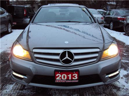 2013 Mercedes-Benz C-Class Base (Stk: ) in Ottawa - Image 2 of 27