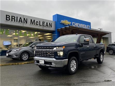 2020 Chevrolet Silverado 3500HD LTZ (Stk: M5007-20) in Courtenay - Image 1 of 30