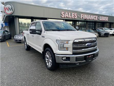 2017 Ford F-150 Lariat (Stk: 17-B45796) in Abbotsford - Image 1 of 16