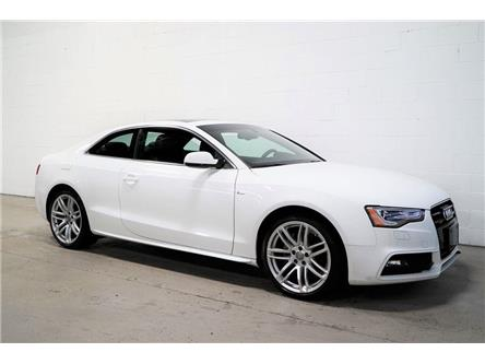 2016 Audi A5  (Stk: 053327) in Vaughan - Image 1 of 27