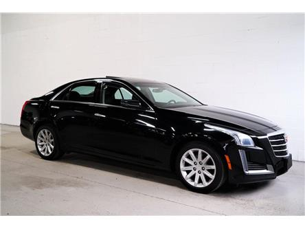 2015 Cadillac CTS 2.0L Turbo (Stk: 131339) in Vaughan - Image 1 of 30