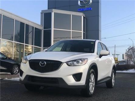 2013 Mazda CX-5 GX (Stk: 210101) in Gloucester - Image 1 of 11