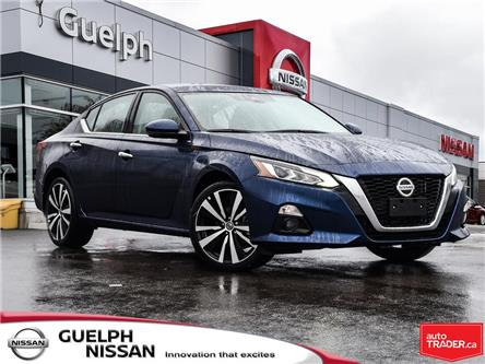 2020 Nissan Altima 2.5 Platinum (Stk: N20471) in Guelph - Image 1 of 29