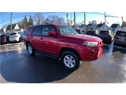 2016 Toyota 4Runner SR5 (Stk: 365051) in Ottawa - Image 2 of 26