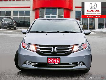 2016 Honda Odyssey Touring (Stk: 20556A) in Cambridge - Image 2 of 27