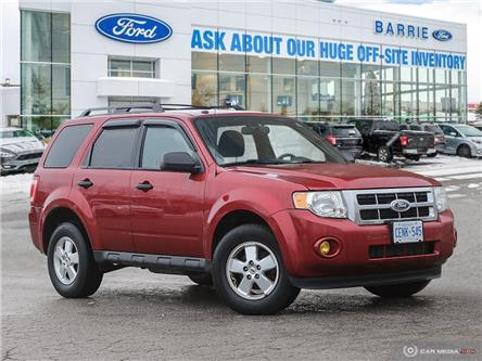 2012 Ford Escape XLT (Stk: 6473) in Barrie - Image 1 of 27