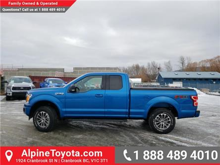 2019 Ford F-150 XLT (Stk: X216474A) in Cranbrook - Image 2 of 25