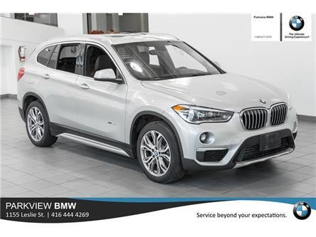 2017 BMW X1 xDrive28i (Stk: 302586A) in Toronto - Image 1 of 21
