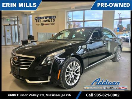 2017 Cadillac CT6 3.0L Twin Turbo Luxury (Stk: UM02293) in Mississauga - Image 1 of 23