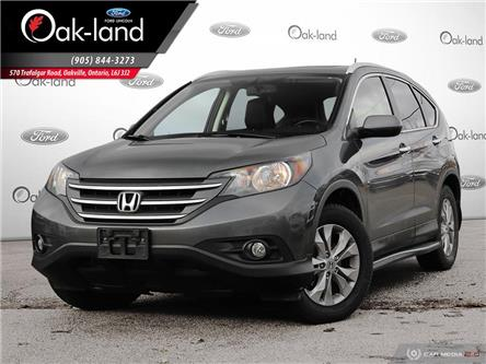 2012 Honda CR-V Touring (Stk: 0T086DA) in Oakville - Image 1 of 26
