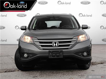2012 Honda CR-V Touring (Stk: 0T086DA) in Oakville - Image 2 of 26