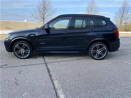 2016 BMW X3 xDrive35i (Stk: P1586) in Barrie - Image 2 of 14