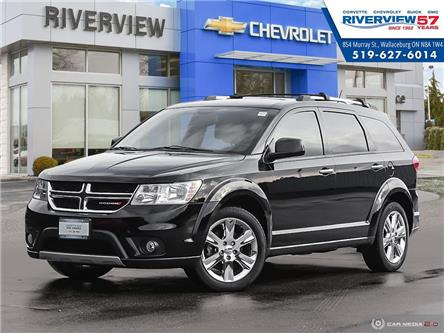 2017 Dodge Journey GT (Stk: 19148A) in WALLACEBURG - Image 1 of 29