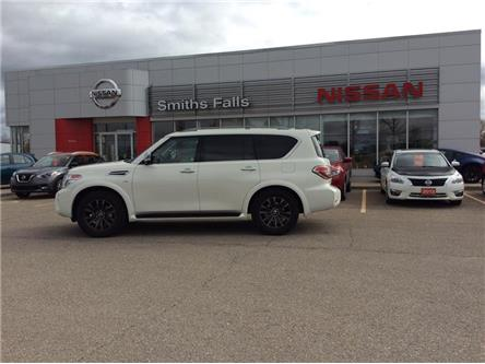 2019 Nissan Armada Platinum (Stk: 19-013) in Smiths Falls - Image 1 of 14