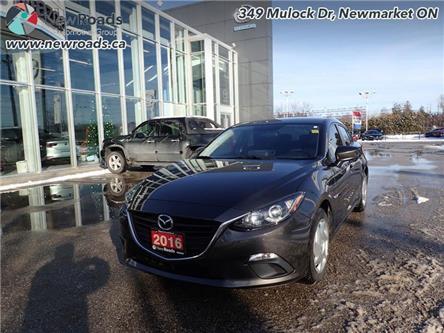 2016 Mazda Mazda3 GX (Stk: 14341) in Newmarket - Image 1 of 30