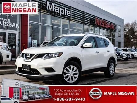 2016 Nissan Rogue S|Backup Camera|Bluetooth|Keyless Entry (Stk: LM449) in Maple - Image 1 of 18