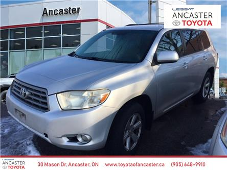 2008 Toyota Highlander  (Stk: P171A) in Ancaster - Image 1 of 23