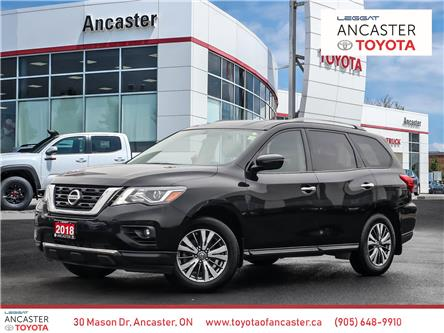 2018 Nissan Pathfinder  (Stk: 19366A) in Ancaster - Image 1 of 28