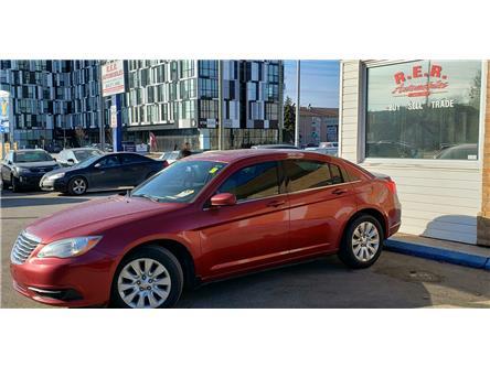 2013 Chrysler 200 LX (Stk: ) in Oshawa - Image 1 of 17