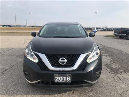 2016 Nissan Murano  (Stk: S10432R) in Leamington - Image 2 of 27
