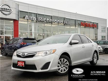 2014 Toyota Camry LE (Stk: RU2784) in Richmond Hill - Image 1 of 20