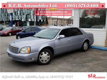 2004 Cadillac DeVille Base (Stk: ) in Oshawa - Image 1 of 19