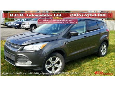 2015 Ford Escape SE (Stk: ) in Oshawa - Image 1 of 16