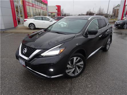 2019 Nissan Murano SL (Stk: KN164503) in Bowmanville - Image 2 of 33