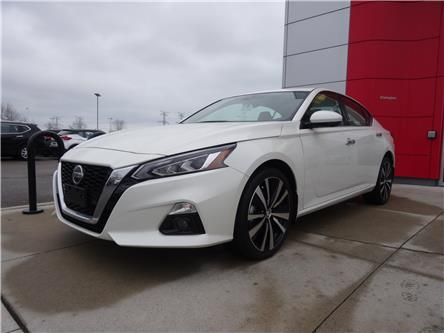 2019 Nissan Altima 2.5 Platinum (Stk: KN323411) in Bowmanville - Image 1 of 34