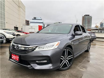 2017 Honda Accord Touring V6 (Stk: T20286A) in Toronto - Image 1 of 34