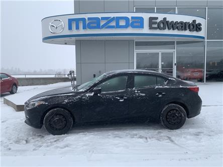 2016 Mazda Mazda3 GX (Stk: 22182) in Pembroke - Image 1 of 11