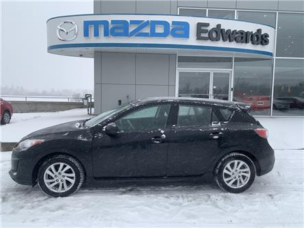 2012 Mazda Mazda3 Sport GS-SKY (Stk: 22142) in Pembroke - Image 1 of 9