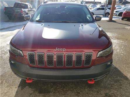 2020 Jeep Cherokee Trailhawk (Stk: 16475) in Fort Macleod - Image 2 of 22