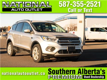 2017 Ford Escape SE (Stk: N62902) in Lethbridge - Image 1 of 21