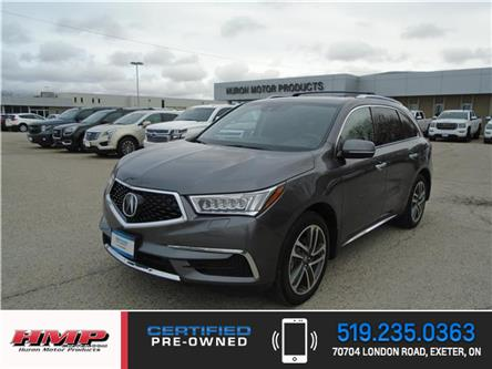 2017 Acura MDX Navigation Package (Stk: 85985) in Exeter - Image 1 of 27