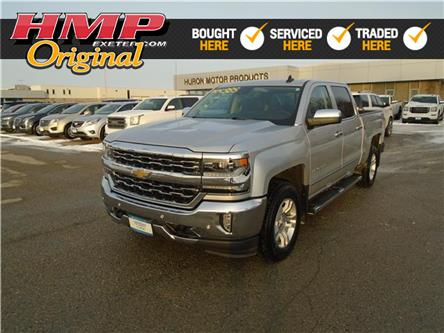 2018 Chevrolet Silverado 1500 1LZ (Stk: 80804) in Exeter - Image 1 of 29
